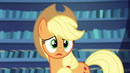 "Applejack ""must've sent them there ages ago"" EG2"