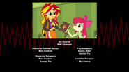 Apple Bloom gives the book back to Sunset EG2