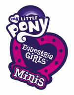Equestria Girls Minis logo