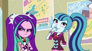 Sonata giggles at Aria's expense EG2