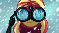 Winter Break-In title card EGHU