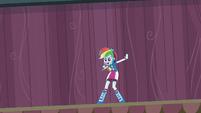 "Rainbow Dash ""We fought magic"" EG3"