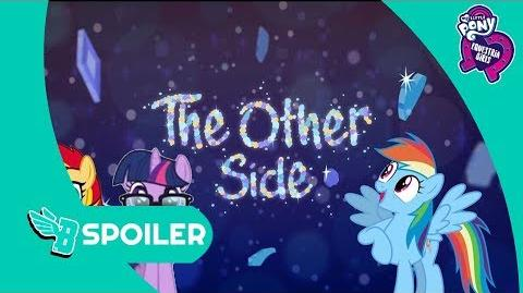 SPOILER MLP Equestria Girls - The Other Side Song LQ