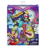 Friendship Games Sporty Style Rainbow Dash doll packaging