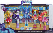 Zestaw zabawek - czirliderki Wondercolts