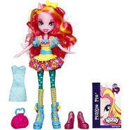Rainbow Rocks Pinkie Pie Fashion Doll