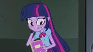 Twilight blushing in discomfort EG2