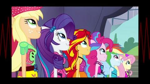 Norwegian Equestria Girls Rainbow Rocks Shine Like Rainbows HD