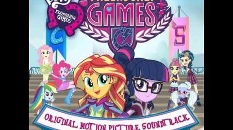 Equestria Girls Friendship Games OST - 10 - Right There In Front Of Me