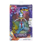 Legend of Everfree Crystal Wings Rainbow Dash packaging