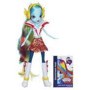 Rainbow Rocks Single Rainbow Dash doll