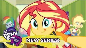 My Little Pony Equestria Girls Season 2 📱Do It For the Ponygram!