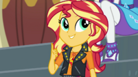 "Sunset Shimmer ""an uncontrollable boost"" EGDS5"