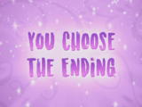 My Little Pony Equestria Girls: Choose Your Own Ending
