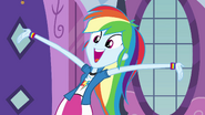 """EG Rainbow Dash """"To jest genialne!"""""""