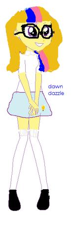 FANMADE OC Dawn Dazzle