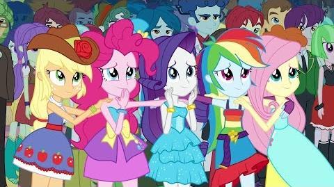 My Little Pony- Equestria Girls - Igrzyska przyjaźni na DVD - materiał dodatkowy- Magia przyjaźni