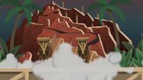 Mount Vehoovius set falls to pieces EGS2
