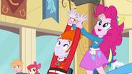 """Pinkie Pie """"hands wave up"""" EG"""