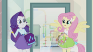 "Rarity ""so touchy about fashion"" EG2"