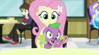 """Spike """"she's got an official title now"""" EG2"""