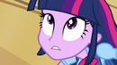 Twilight noticing Pinkie Pie EG