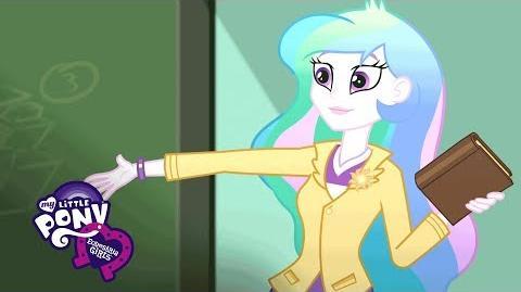 MLP Equestria Girls - 'Subs Rock' Canterlot Short Ep. 7