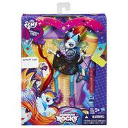 Rainbow Rocks Rainbow Dash Rockin' Hairstyle packaging