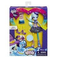 Rainbow Rocks Trixie Lulamoon Fashion Doll packaging