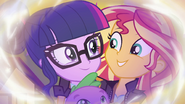 Memory of Sunset and Twilight in Friendship Games EGFF