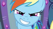 Rainbow Dash offering her support EG