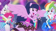 """EG2 klip """"Idealny dzień na zabawę"""" Twilight z przyjaciółkami śpiewają"""