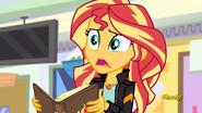 EG ML Sunset ma odwiedzić Equestrię