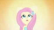 Fluttershy sprouts pony ears EG