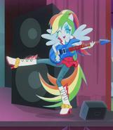 Rainbow Dash first Rainbooms outfit ID EG2