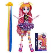 Rainbow Rocks Pinkie Pie Rockin' Hairstyle doll