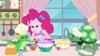 Pinkie Pie starting to feel queasy EGDS30