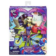 Friendship Games Sporty Style Indigo Zap doll packaging