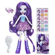 Equestria Girls Rarity standard doll