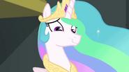 Princess Celestia cracking a smile EGFF
