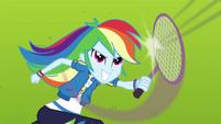 Rainbow Dash playing badminton CYOE4b