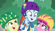 EG BT 32 Rainbow Dash mówi do dzieci