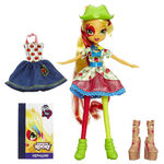 Rainbow Rocks Applejack Fashion Doll
