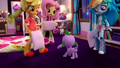 Spike the Dog joins in the pillow fight EGM4.png