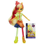Rainbow Rocks Single Applejack doll