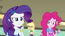 Rarity wondering about e-mails