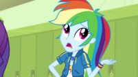 "Rainbow Dash ""you're only in one club"" EGDS4"