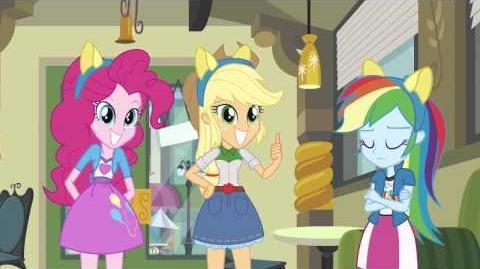 Trailer My Little Pony Equestria Girls Em Português
