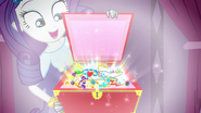 Rarity and a chest of accessories EG