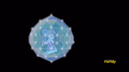 EG ML Twilight w magicznej kuli Rarity
